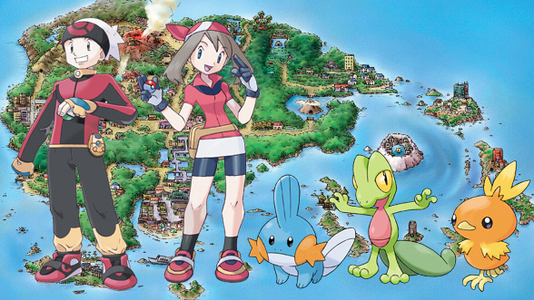 pokemon ruby and sapphire guide