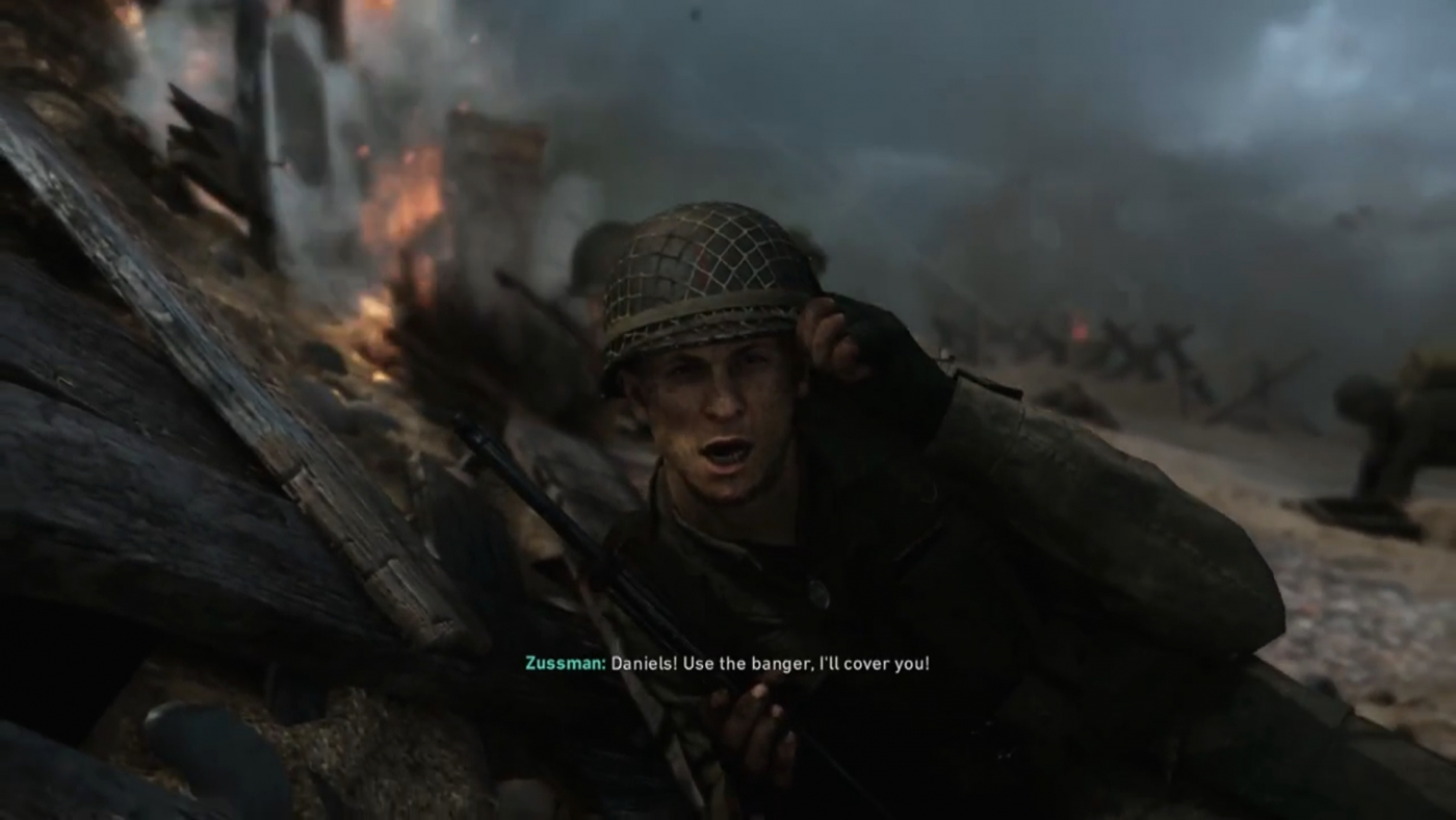 call of duty trophy guide