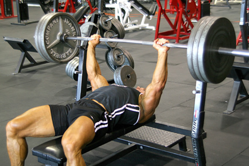 weight lifting sets and reps guide