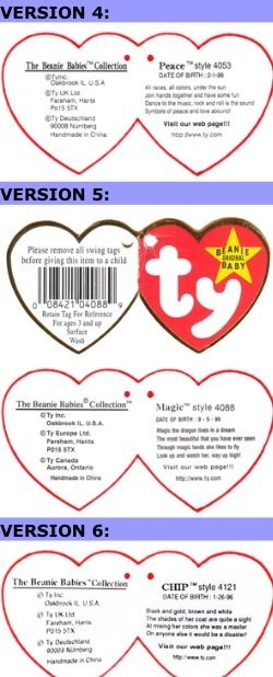 beanie baby value guide 2015
