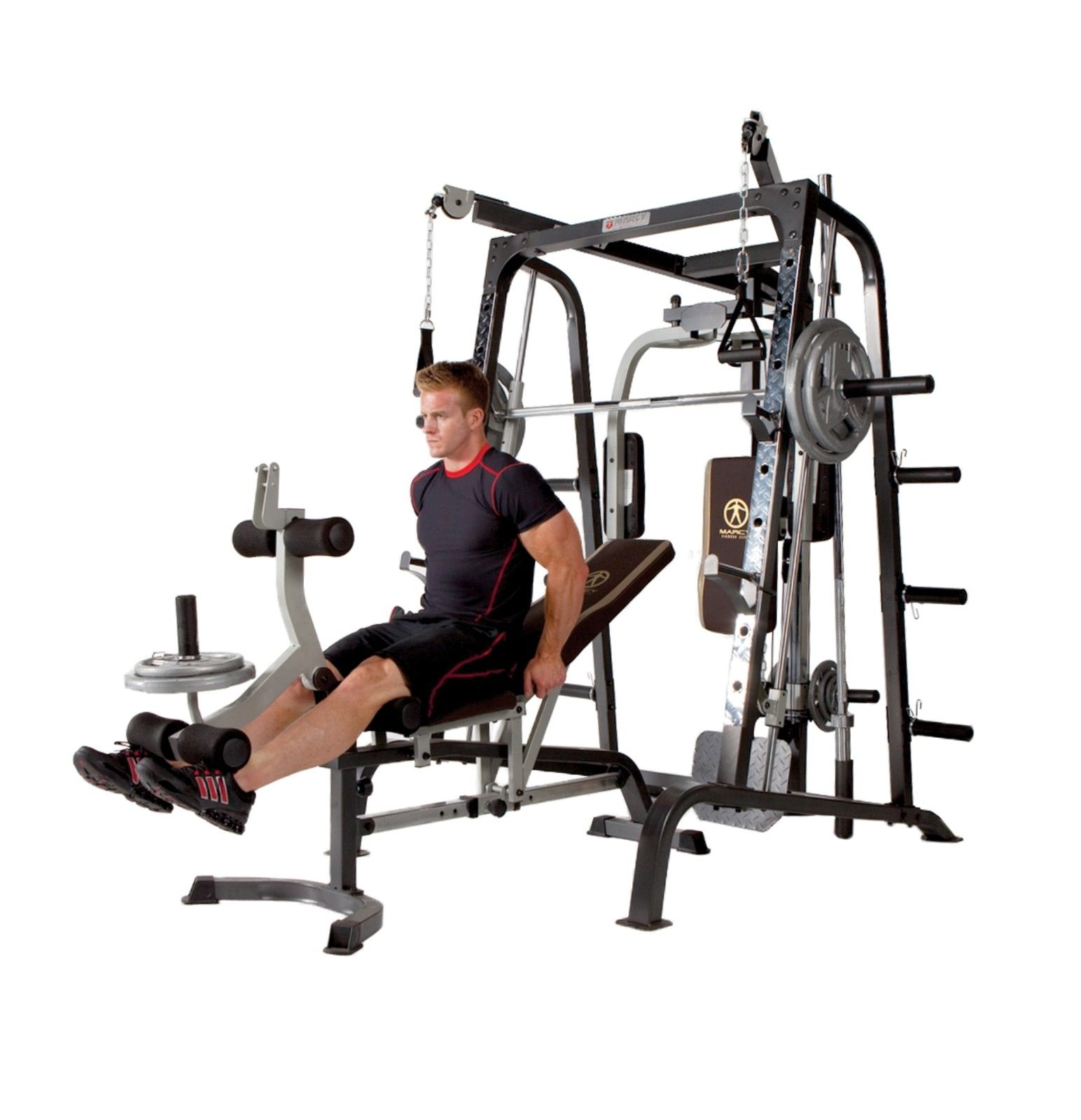 total gym 5000 workout guide