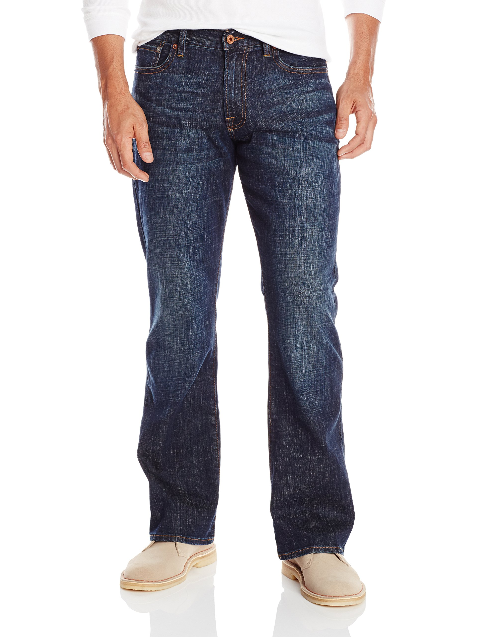 lucky brand jeans fit guide mens