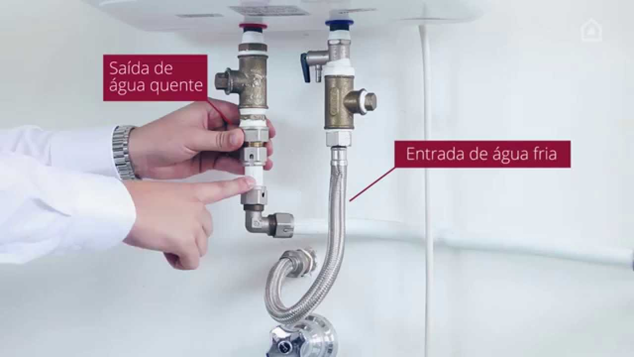 electric water heater installation guide