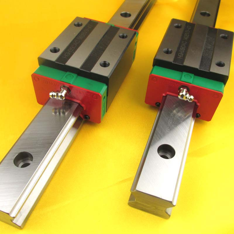 linear guide rail and carriage
