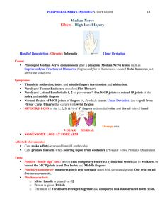 physiotherapy competency exam study guide