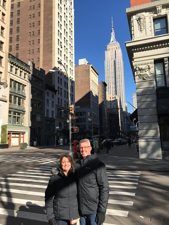 new york city guided tour packages