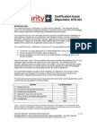 comptia security+ certification study guide pdf