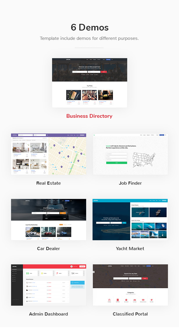 bootstrap 4 style guide template