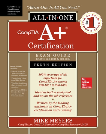 comptia a+ certification all in one exam guide 9th edition