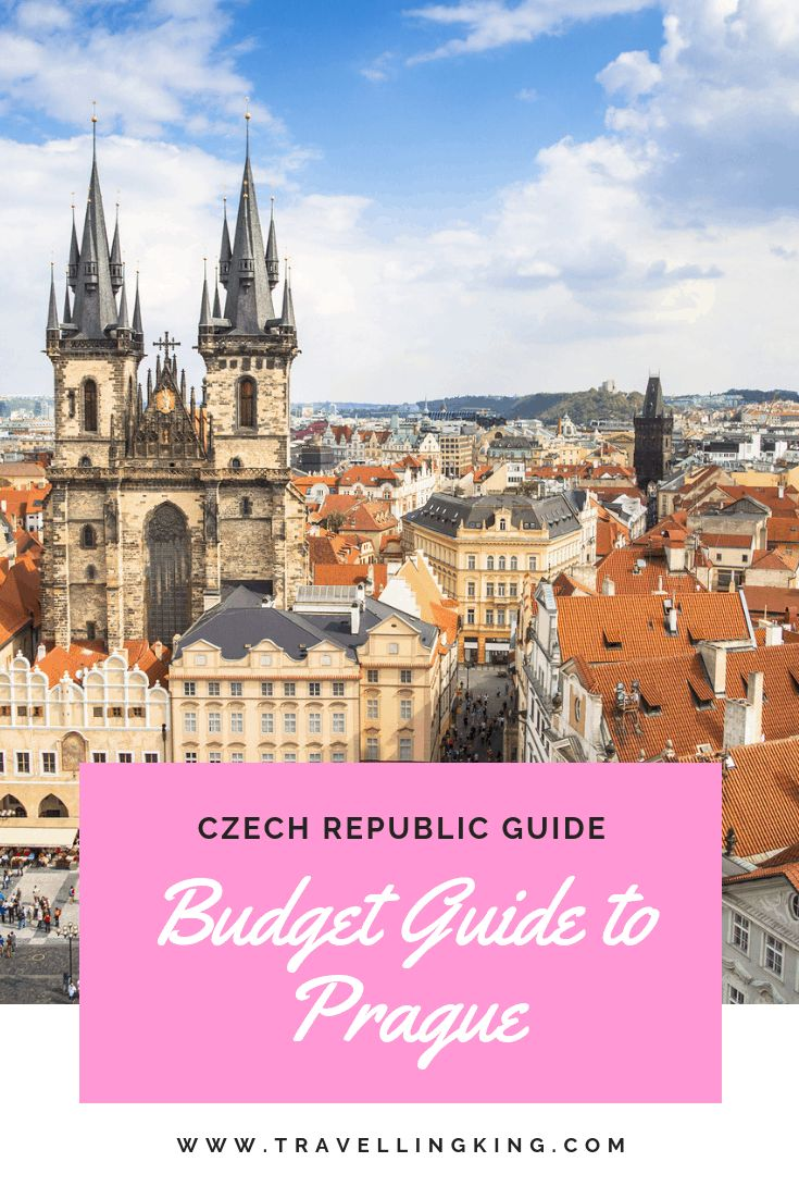lonely planet guide to prague