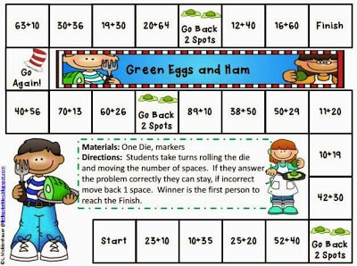 green eggs and ham guided reading level