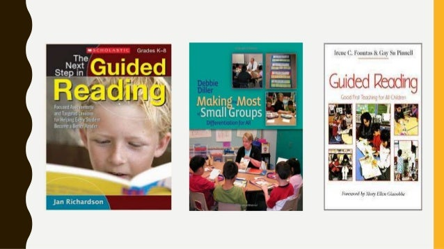 jan richardson the next step forward in guided reading