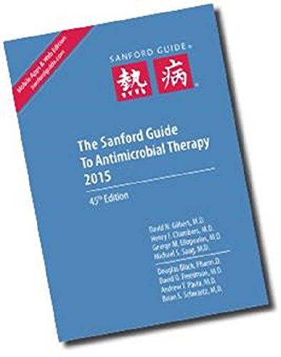 the sanford guide to antimicrobial therapy